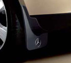 Genuine Mercedes Mud Flaps
